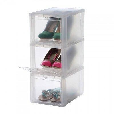 Iris Iris schoenenbox - hoge schoenen - 3 stuks