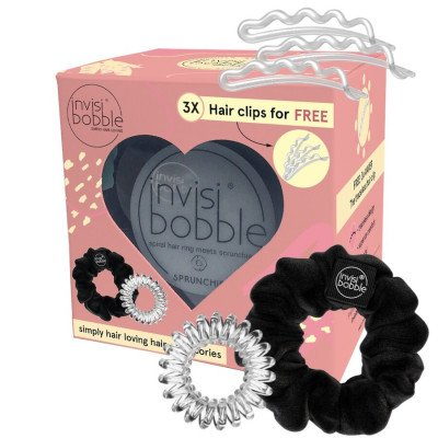 Invisibobble invisibobble Bestseller Box Spring Hairstylingset
