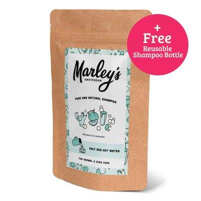 Marley's Marley's Shampoovlokken Mandarijn&Lavendel