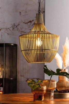 Light & Living Light & Living Hanglamp 'Stella' kleur Antiek Brons, Ø47cm