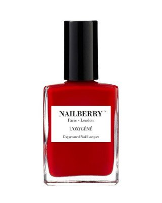 Nailberry Nailberry - L'Oxygéné Rouge - 15 ml