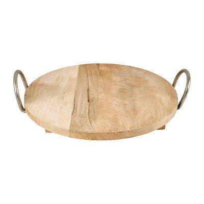 Xenos Plank met grepen -⌀40 cm