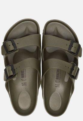 Birkenstock Birkenstock Arizona slippers EVA groen