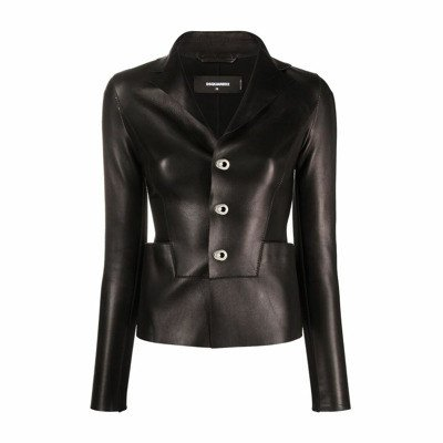 Dsquared2 Giacca pelle