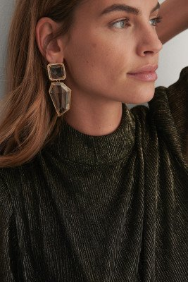 NA-KD Accessories Oorbellenset - Gold