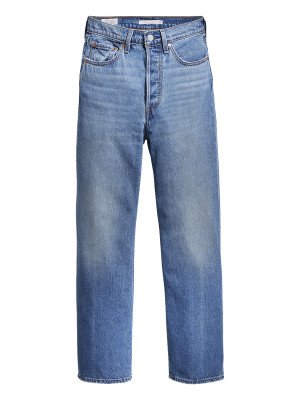 Levi's Levi's Jeans Ribcage Straight Ankle Jeans 72693-0056