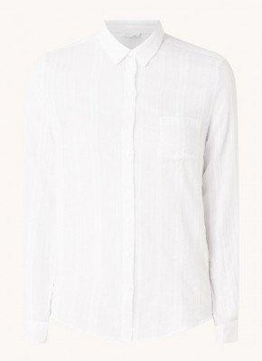 Alchemist alchemist Terra semi-transparante blouse met structuur