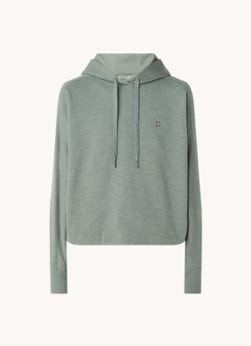 Sweaty Betty Sweaty Betty Essentials hoodie met logo