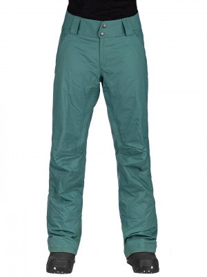 Patagonia Patagonia Insulated Snowbelle Pants groen