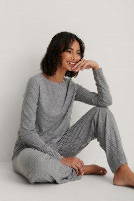 Trendyol Trendyol Pyjamas Set - Grey