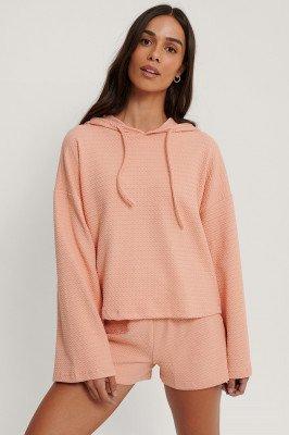 Trendyol Trendyol Pyjamaset Met Losse Pasvorm - Pink
