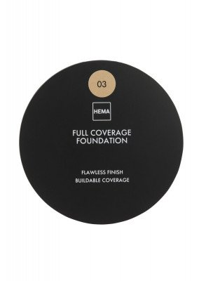 HEMA Full Coverage Foundation 03 (bruin)