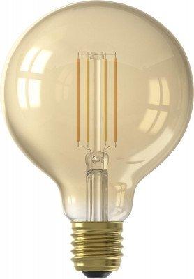 HEMA HEMA Smart LED Lamp 7W - 806 Lm - Globe - Goud