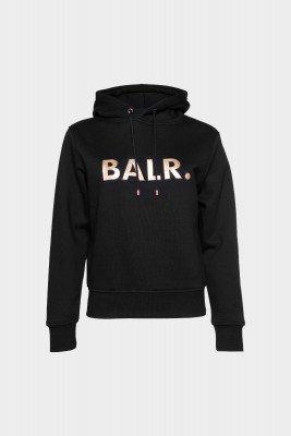 BALR. Sequins Straight Hoodie Women