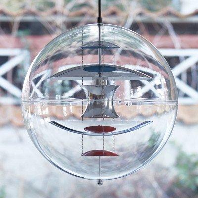 Verpan VERPAN VP Globe hanglamp, 50 cm
