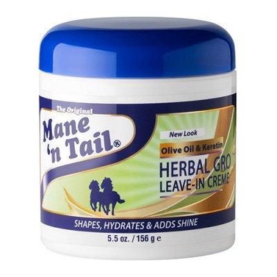 Mane'n Tail Mane'n Tail Leave-In Creme Herbel Gro