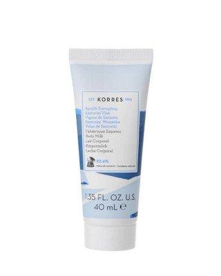 Korres Korres - Santorini Body Milk - 40 ml