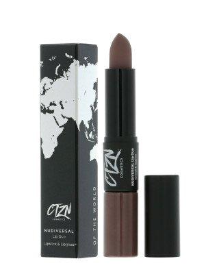 CTZN Cosmetics CTZN Cosmetics - Nudiversal Lip Duo Sarajevo - 3,5 gr + 5 ml