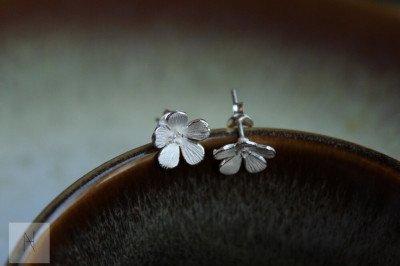 hann jewelry S18 Liene - Sterling Silver one size