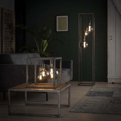 LifestyleFurn Tafellamp 'Sheena' 3-lamps