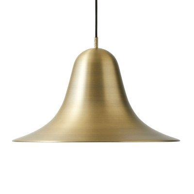 VERPAN Pantop hanglamp, Ø 45 cm, messing mat