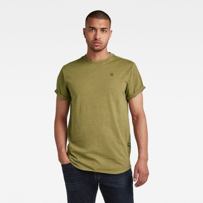 G-Star RAW Lash R T-Shirt - Groen - Heren