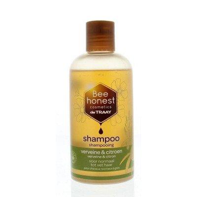 Traay Beenatural Shampoo verveine citroen - 250ml - Traay Beenatural Traay Beenatural