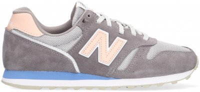 New Balance Grijze New Balance Lage Sneakers Wl373