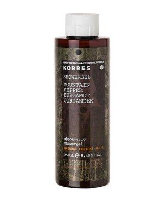 Korres Korres - Mountain Pepper Showergel - 250 ml