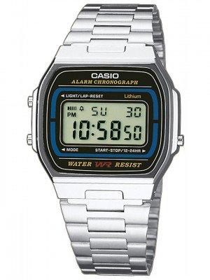 Casio Casio A164WA-1VES patroon