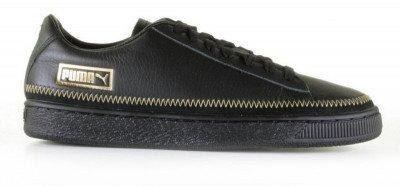 Puma Puma Basket Trim Metallic 369650/02 Damessneakers