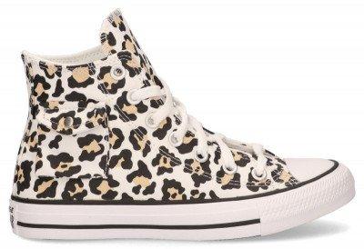 Converse Converse Pocket Leopard CT AS Hi Top 167086C Damessneakers