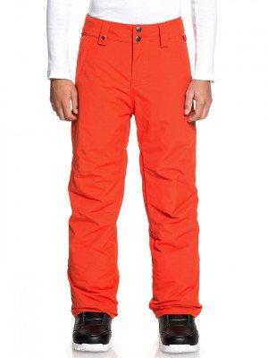 Quiksilver Quiksilver Estate Pants rood
