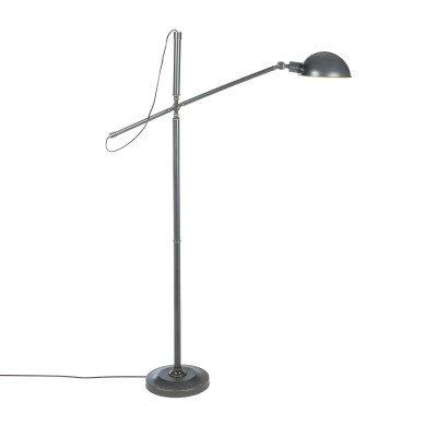 Riverdale NL Lamp Jesse donkergrijs 146cm