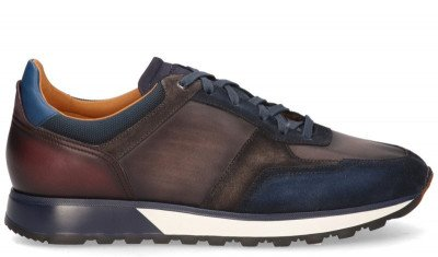 Magnanni Magnanni 23961 Blauw/Grijs Herensneakers