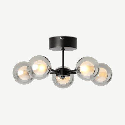 MADE.COM Masako inbouwlamp met 5 lampen