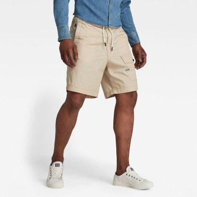 G-Star RAW Front Pocket Sport Short - Beige - Heren
