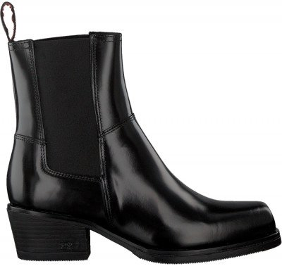 Zwarte Scotch & Soda Chelsea Boots Sheila