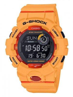 G-SHOCK G-SHOCK GBD-800-4ER oranje