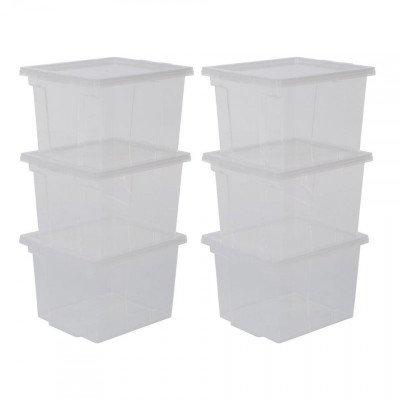 Iris Iris opbergbox storage box - 6 stuks - 10 liter