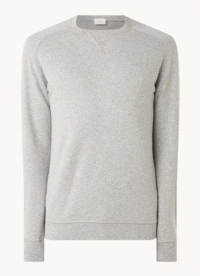 Profuomo Profuomo Sweater met ronde hals