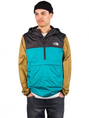 The North Face THE NORTH FACE Fanorak Anorak groen