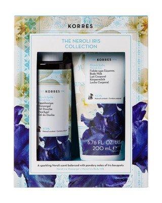 Korres Korres - The Neroli Iris Collection - 250 ml + 200 ml