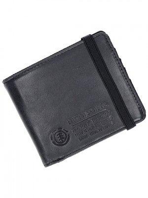 Element Element Endure L. II Wallet zwart