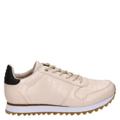 Woden Woden Ydun Croco Shiny lage sneakers