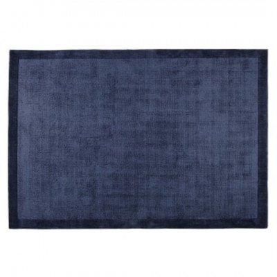 MADE.COM Jago vloerkleed, 160 x 230 cm, inktblauw