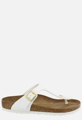 Birkenstock Birkenstock Gizeh slippers wit