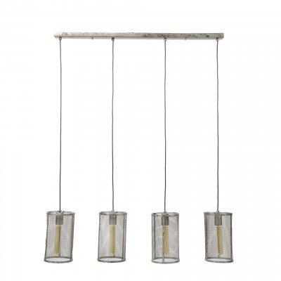 LifestyleFurn Hanglamp 'Denzel' 4-lamps