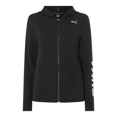 Puma Regular fit sweatjack met logoprints - dryCELL