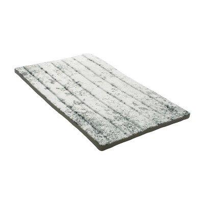 Schaal kiezel - 27x15,5 cm